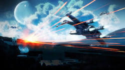 High-Speed Action From StarWars With Poe Dameron's X-wing Fighter 75273