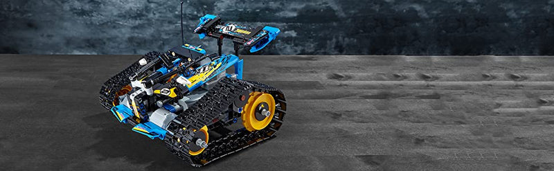 Lighting Detail Lego Remote-Controlled Stunt Racer 42095
