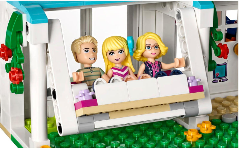 Lighting Lego Set of Stephanie's House 41314