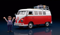 Evergreen Nastagia with Lighting Volkswagen T1 Camper Van 10220
