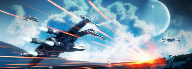 The Ultimate Representative Of Star Wars and Its Origins: X-wing Fighter