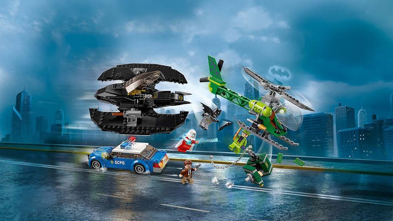 Brightside Of Lego Set Batman Batwing and The Riddler Heist 76120