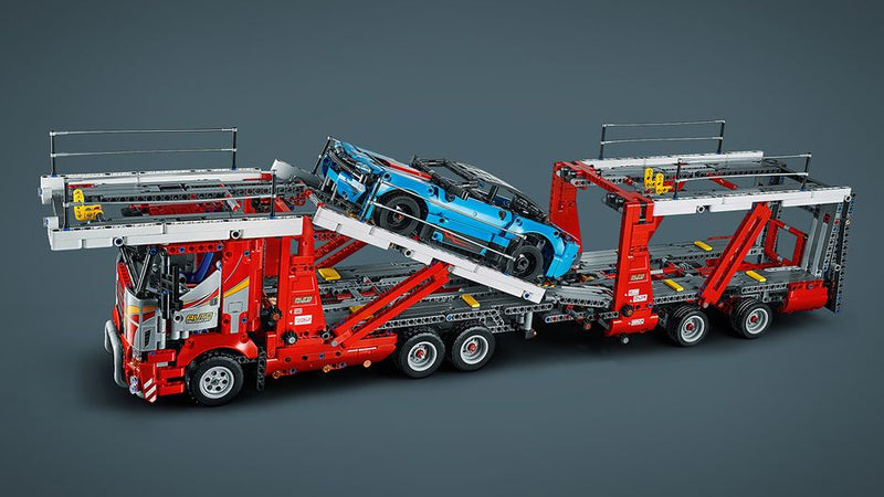 Tips and Trick for Multifunctional Car Transporter 42098