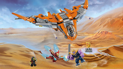 Defeat the Thanos In the Ultimate Battle 76107