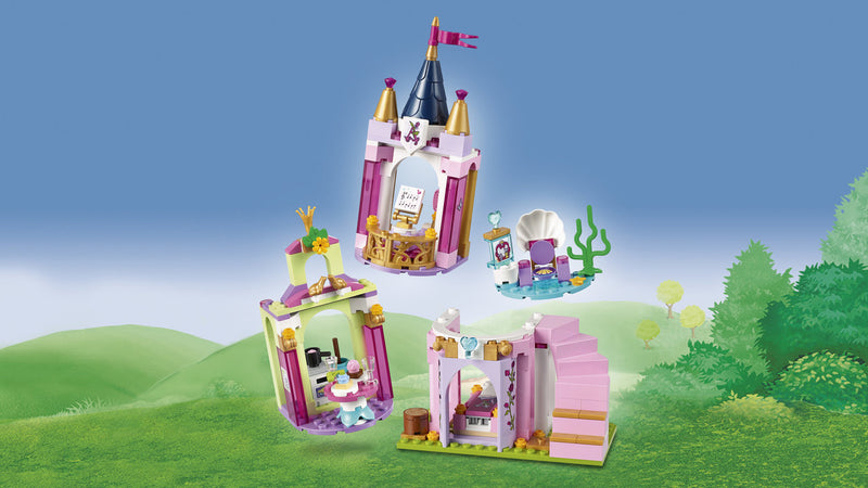 Get Ready for Disney Princess the Royal Celebration Aurora, Ariel and Tiana's 41162 set