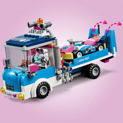 Ready To Rescue Friends With Lighting Care Truck 41348