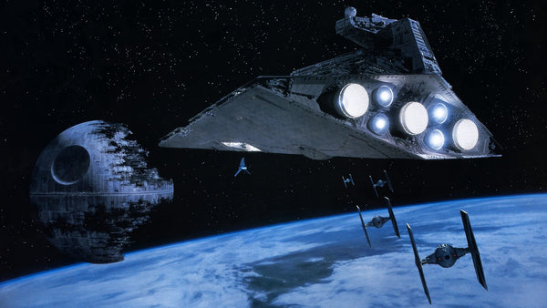 Embark on galactic Star Wars: Episode VIII Adventures with the First Order Star Destroyer 75190