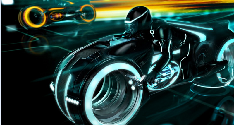 Catch Up Dazzling Tron Legacy 21314