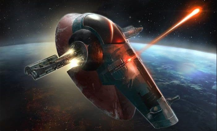 The 20th Anniversary Edition Of The Iconic Slave I 75243 Starship