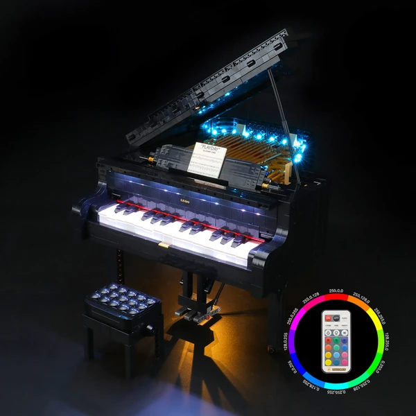 Light Kit For Grand Piano 21323