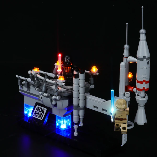 Light Kit For Bespin Duel 75294