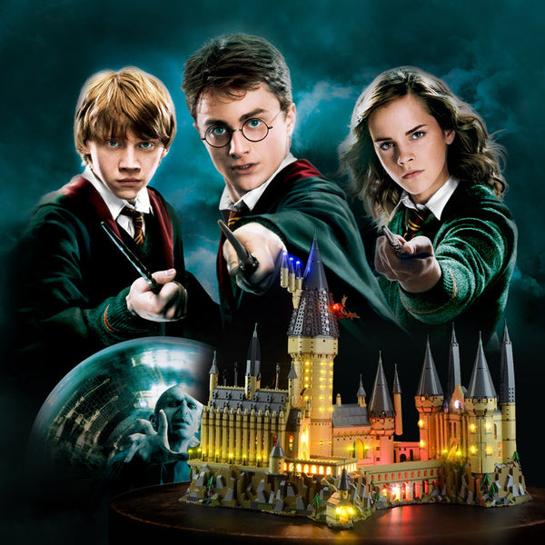 Harry Potter Castle light kit