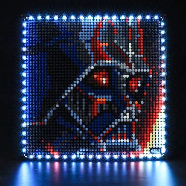 Light Kit For Lego Star Wars The Sith 31200