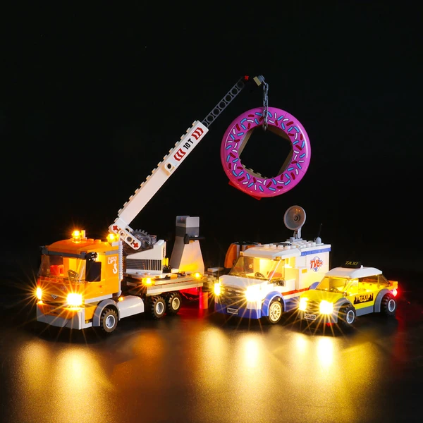Light Kit For Donut Shop Opening 60233