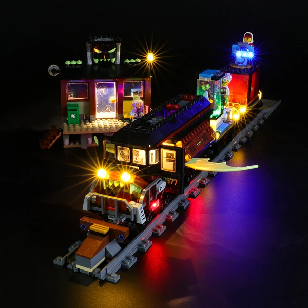 Lights For Ghost Train Express 70424