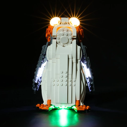 Light Kit For The Last Jedi Porg 75230