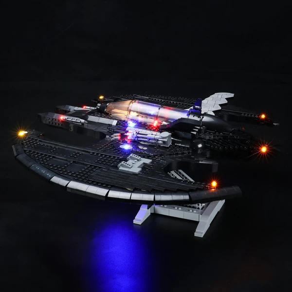 Light Kit For 1989 Batwing 76161