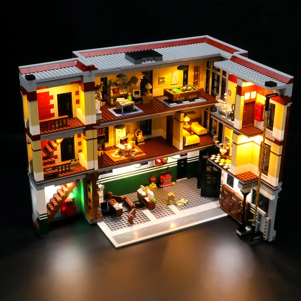Firehouse Headquarters 75827