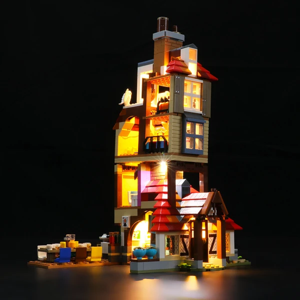 Light Kit For Attack on the Burrow 75980