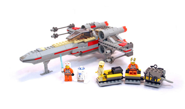 LEGO System Star Wars X-Wing Fighter