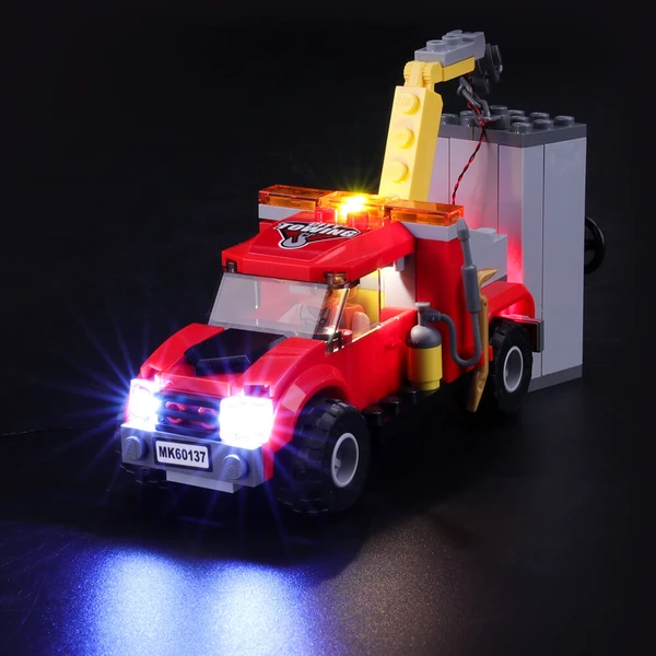 Light Kit For Tow Truck Trouble 60137