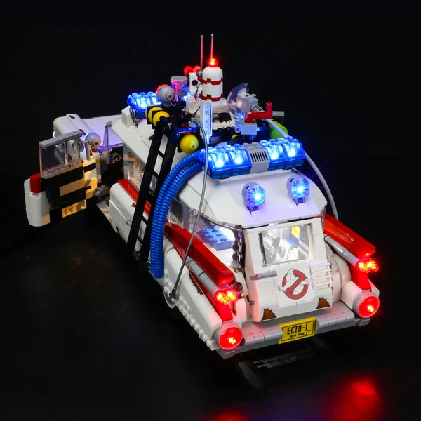 Light Kit For Ghostbusters ECTO-1 10274