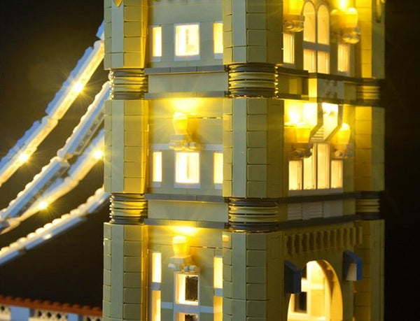 Lego light for London bridge