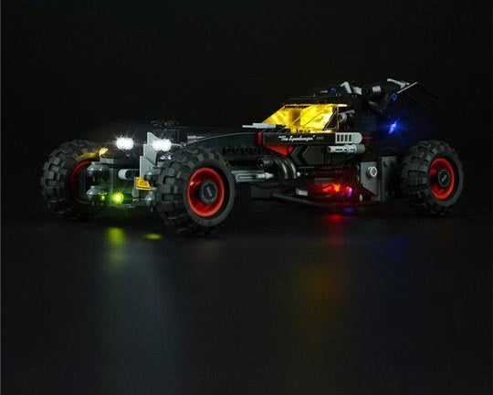 Light Kit For Batmobile 70905