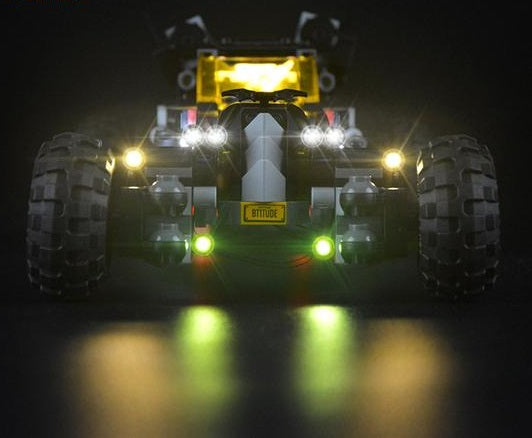 Light Kit For Batmobile