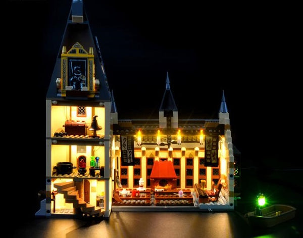 Harry Potter lego light kit
