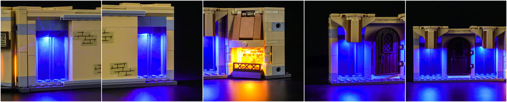 room of requirement lego LIGHT KIT
