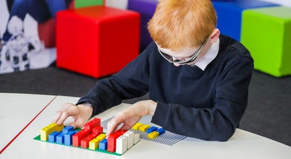 Lego Braille Bricks for Blind
