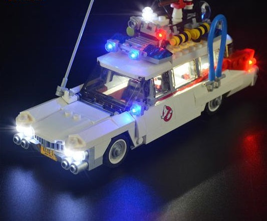 light kit for Lego Ghostbusters Ecto-1 21108