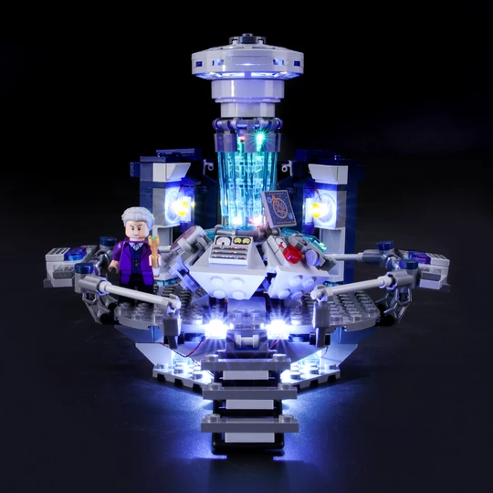 Lighting Lego Set Doctor Who 21304