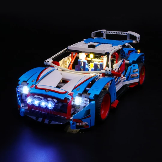 Light Kit For Rally Car 42077