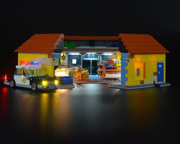 Light Kit For The Kwik-E-Mart