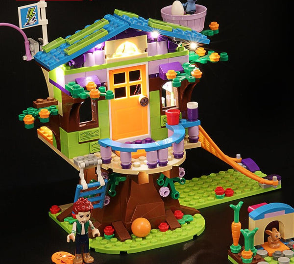 light kit for Mia's Tree House lego set