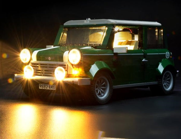 light kit for Lego Mini Cooper