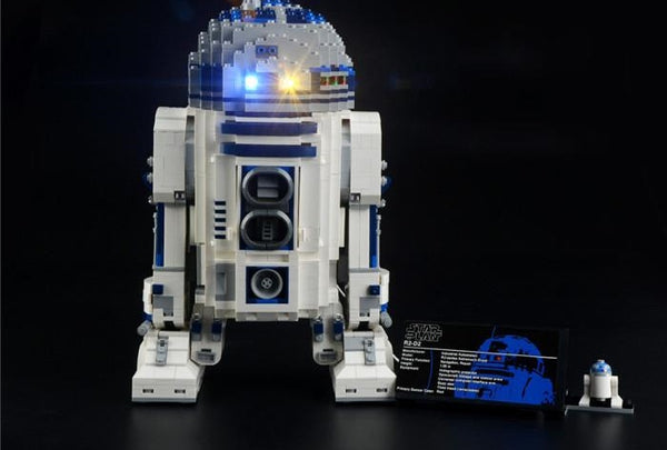 Starwars R2-D2 light kit