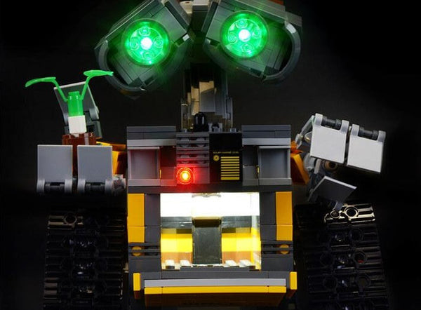 robot-wall-e set light kit