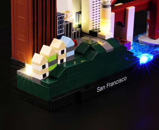 Light Kit For San Francisco 21043