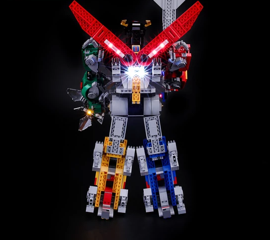 Voltron 21311 Model light kit