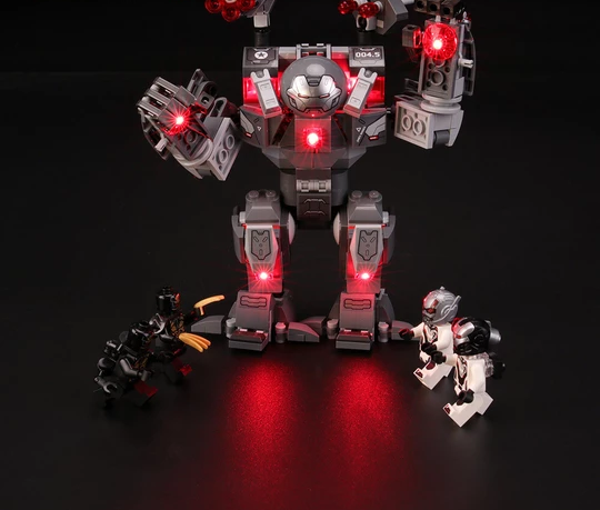 War Machine Buster 76124