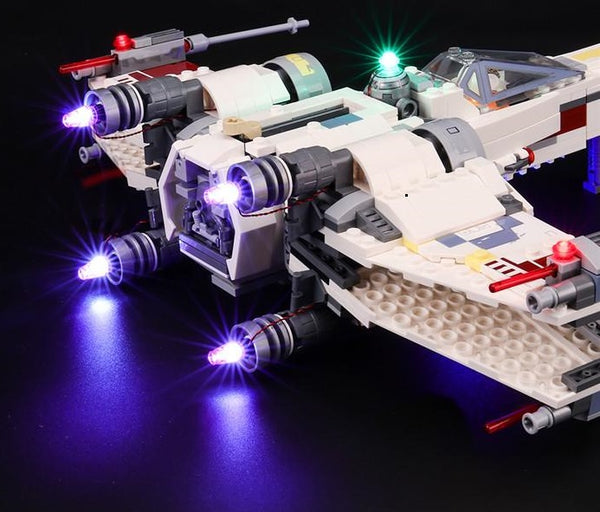 X-Wing Star Fighter 75218 set