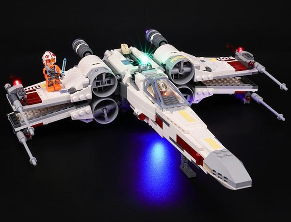 X-Wing Star Fighter light kit