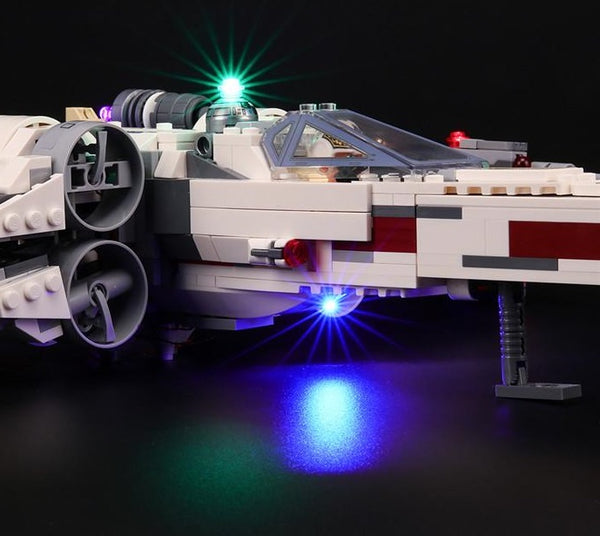 lighting kit for lego X wing