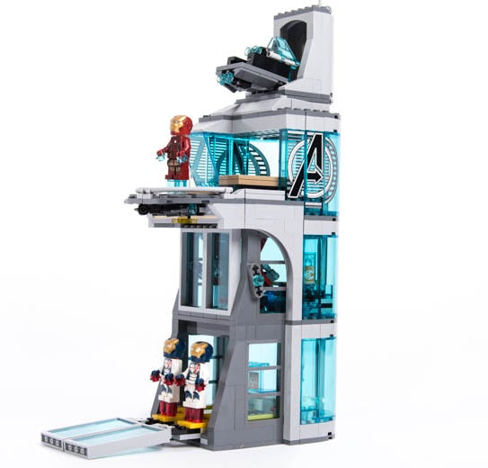 New Lego Avengers tower