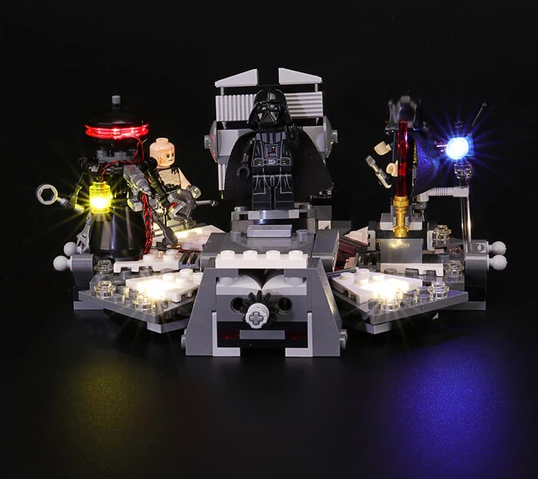 Starwars lego set light kit