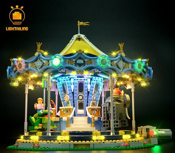 LEGO Lighting CAROUSEL SET 10257