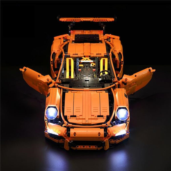 light kit for lego Porsche car